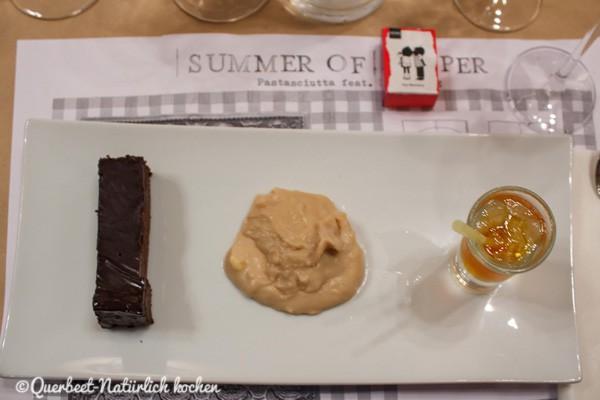 Querbeet-Natürlich kochen.Summer of Supper 2015#1.Nachtisch