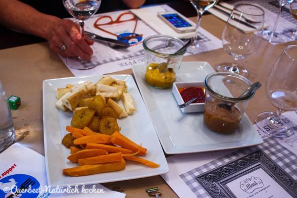 Querbeet-Natürlich kochen.Summer of Supper 2015#1.Schmuggelware2