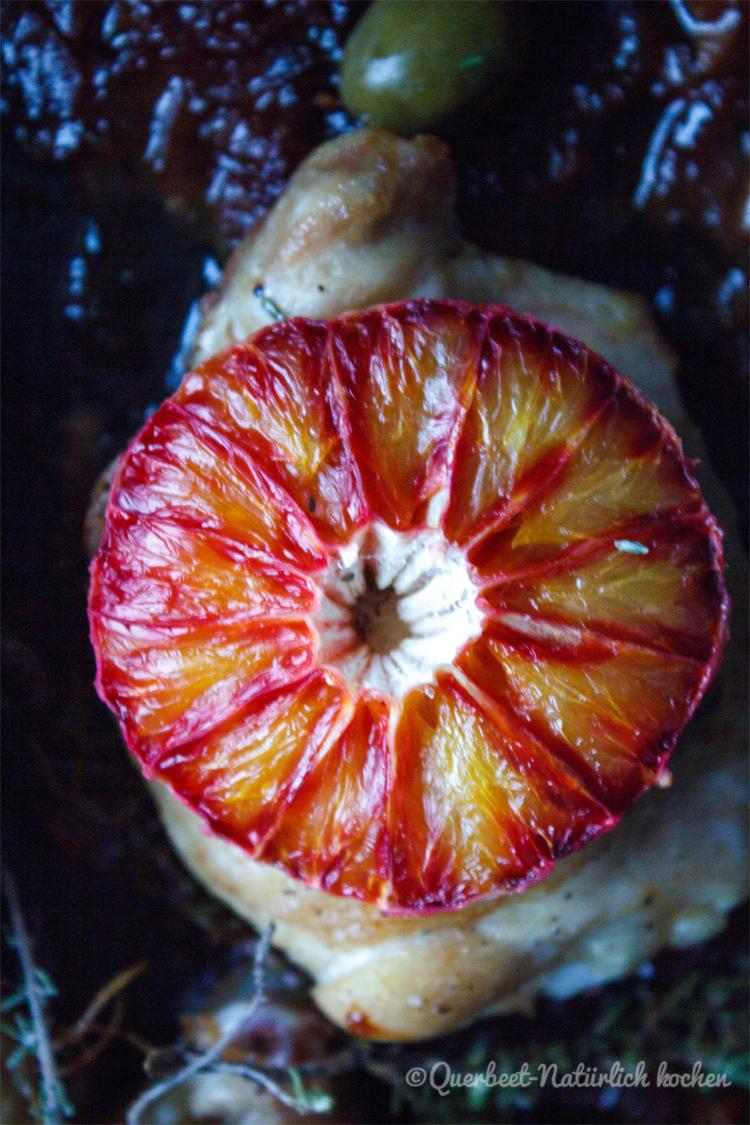 Haehnchen mit Marsala, Oliven und Blutorangen 5.querbeetnatuerlichkochen