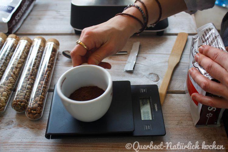 Filterkaffee Workshop 14.querbeetnatuerlichkochen