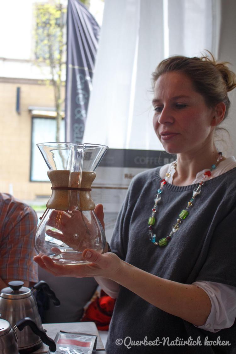 Filterkaffee Workshop 18.querbeetnatuerlichkochen