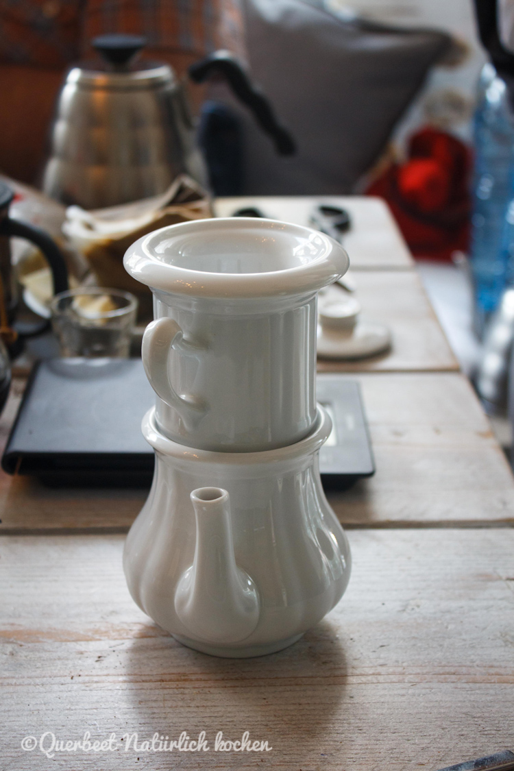 Filterkaffee Workshop 23.querbeetnatuerlichkochen