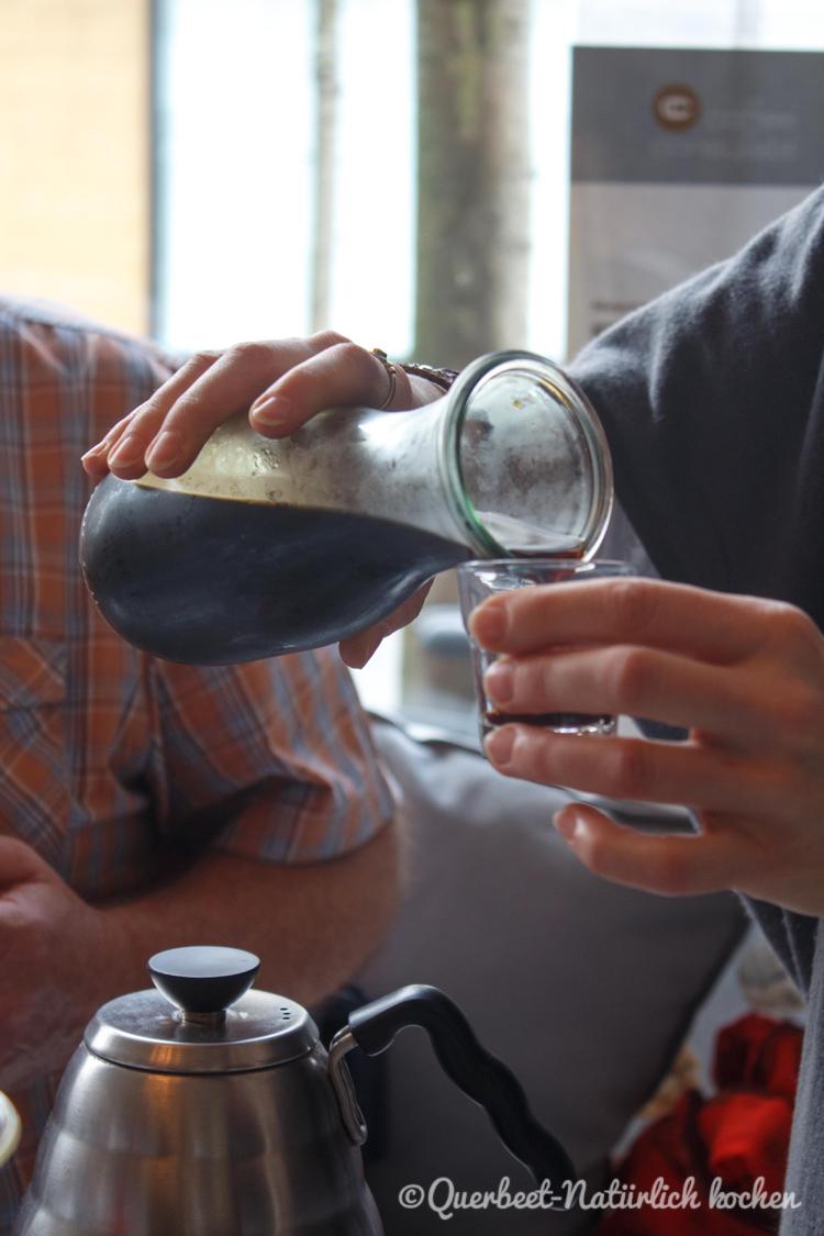Filterkaffee Workshop 25.querbeetnatuerlichkochen