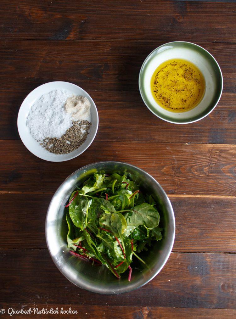 Salat l Dressing l Querbeet-Natürlich kochen
