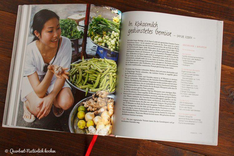 Chicken & Rice von Shu Han Lee   Buchrezension   querbeetnatuerlichkochen.de
