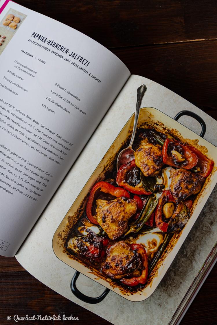 7 Mal anders | Jamie Oliver | Kochbuch | Kochbuchrezension | querbeetnatuerlichkochen.de