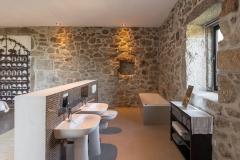 Quinta Olivia Fazenda Bathroom