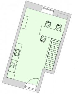 Quinta Olivia layout Penedo