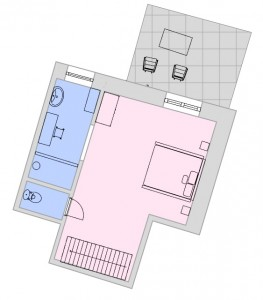 Quinta Olivia layout Vista -1