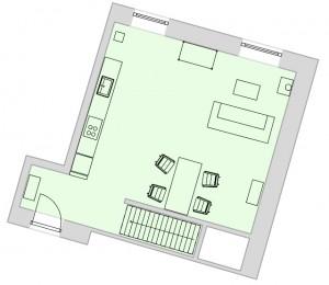 Quinta Olivia layout Vista