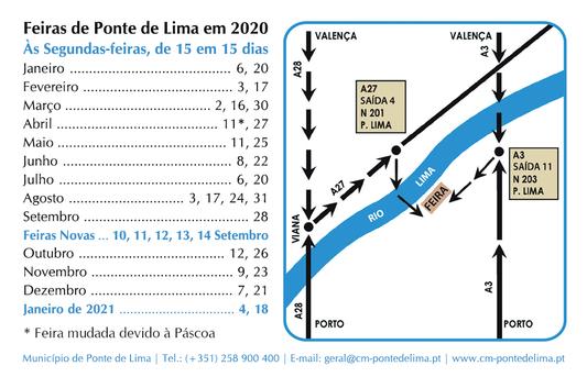Marketdays Ponte de Lima 2020