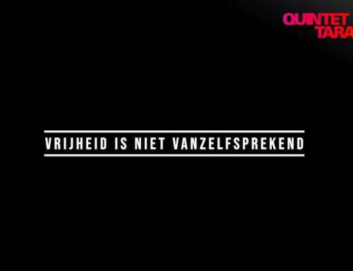 QT vlogt, deel 29. Wat betekent vrijheid voor Quintet Tarantuno