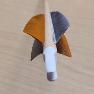 Horseback arrow