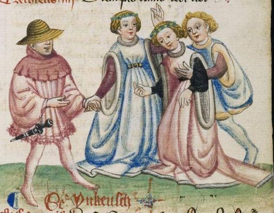 rush hat medieval