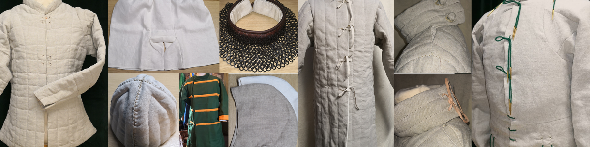 Historical Clothing Collage