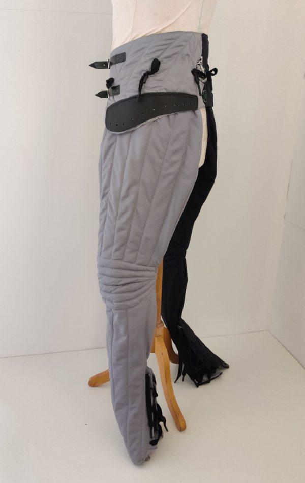 Buhurt legs and c-belt