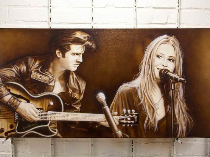 Elvis & Anouk