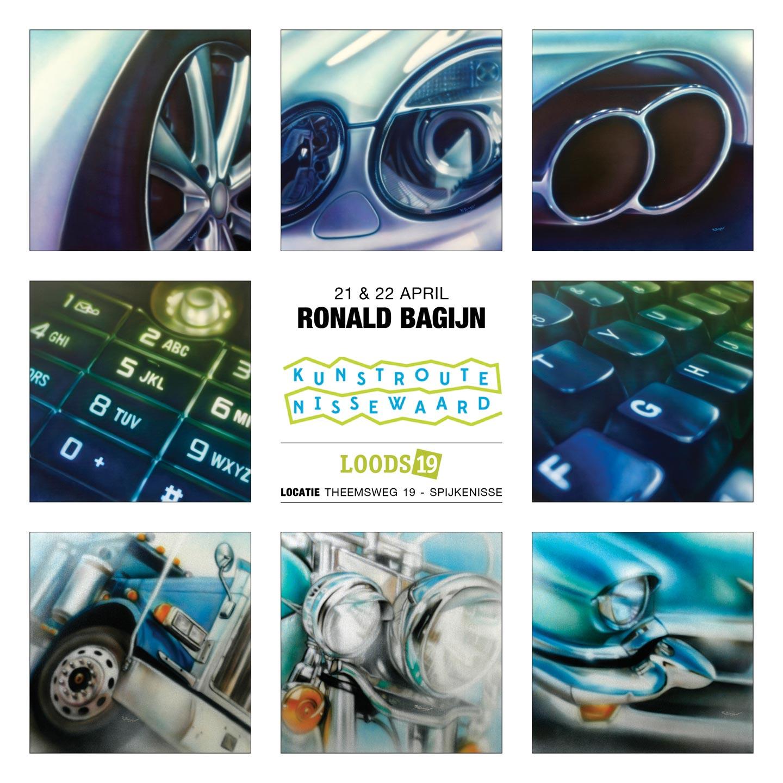 Kunstroute Nissewaard 2018 Ronald Bagijn