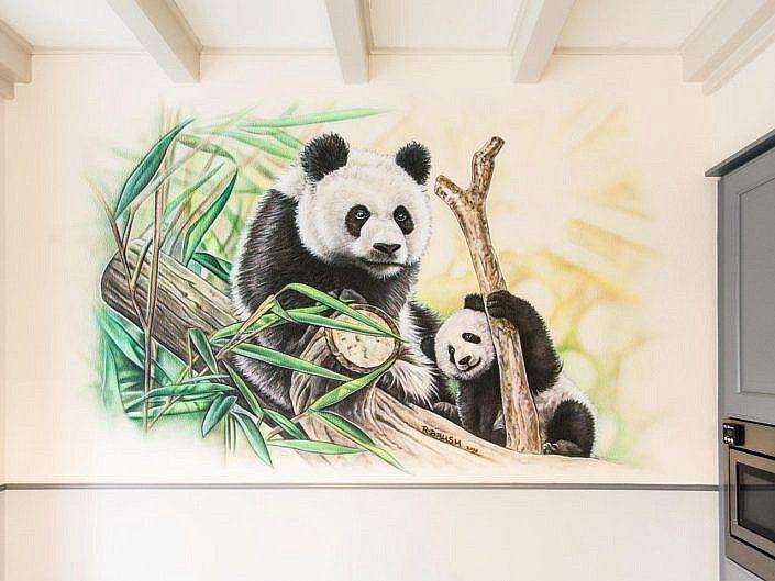 Panda keuken