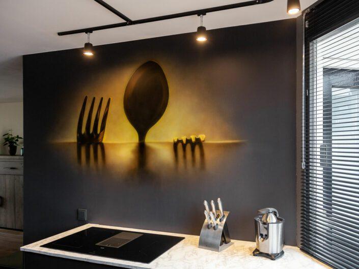 Bestek schildering keuken