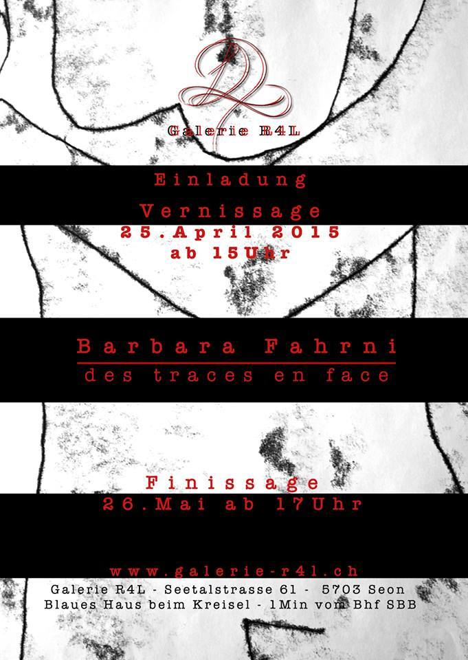 Kunstausstellung: Barbara Fahrni
