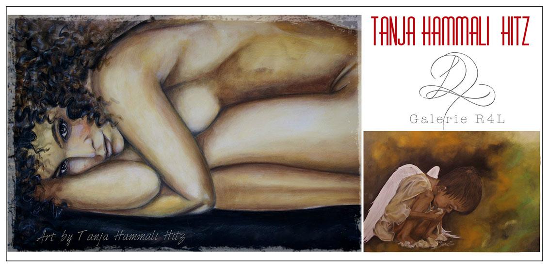 Kunstausstellung Tanja Hammali Hitz