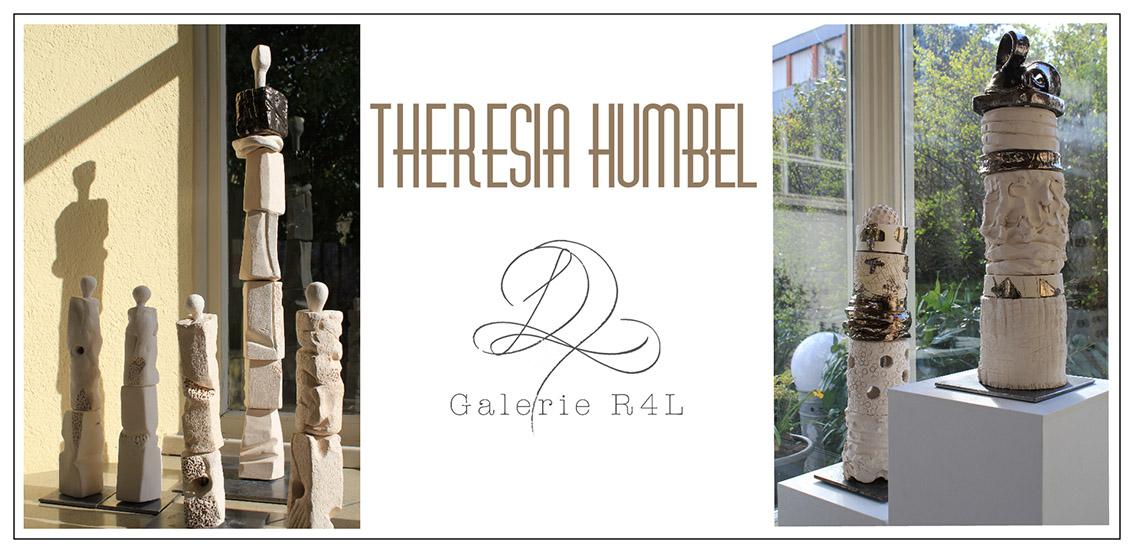 Kunstausstellung Theresia Humbel