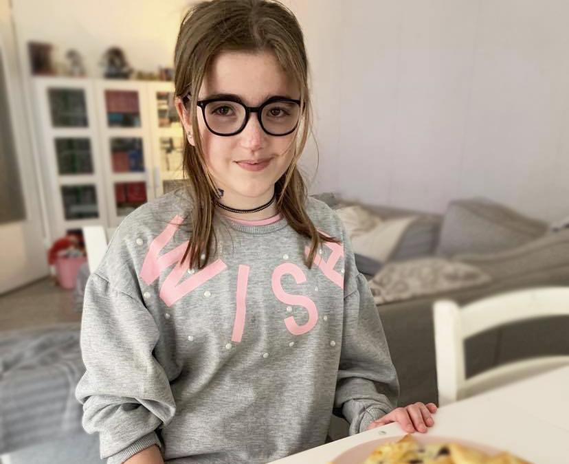 Raija, 12 ans, nous parle de son agénésie