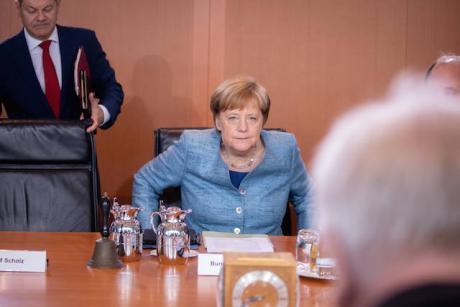 Germany, Angela Merkle, CDU