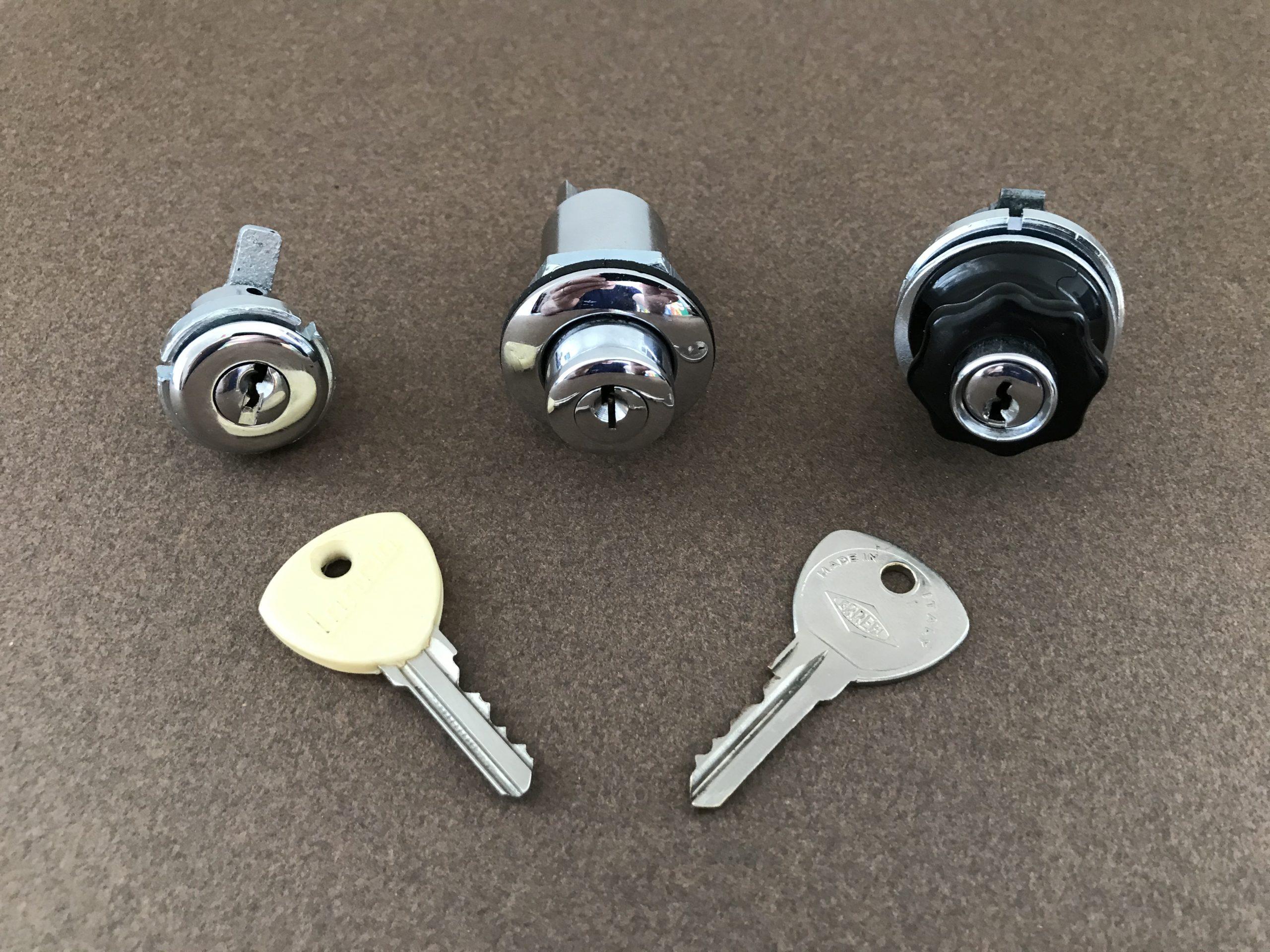 Flaminia Touring Lock Set 1 Image