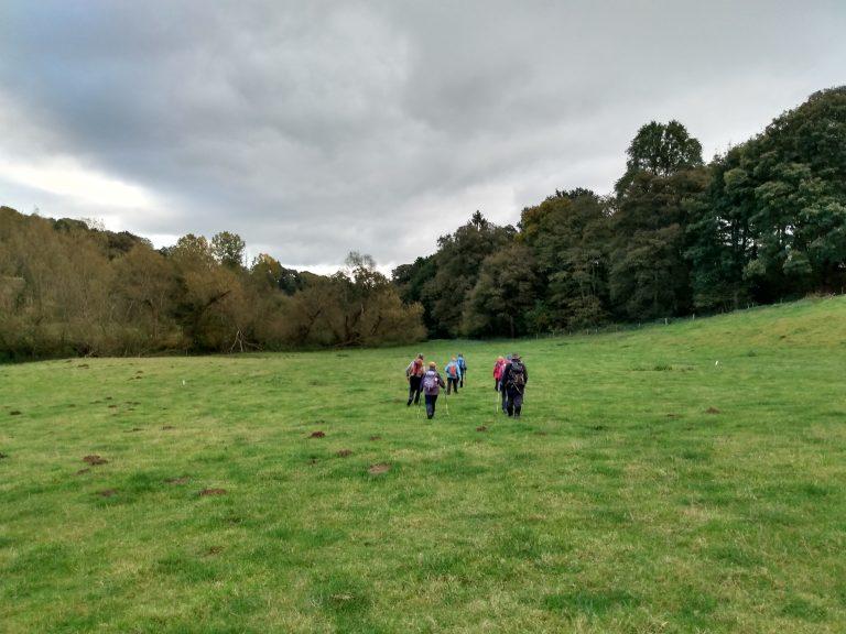 Shifnal walk 17.10.20