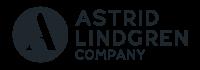 Logotyp med Företagssuffix Svart Company