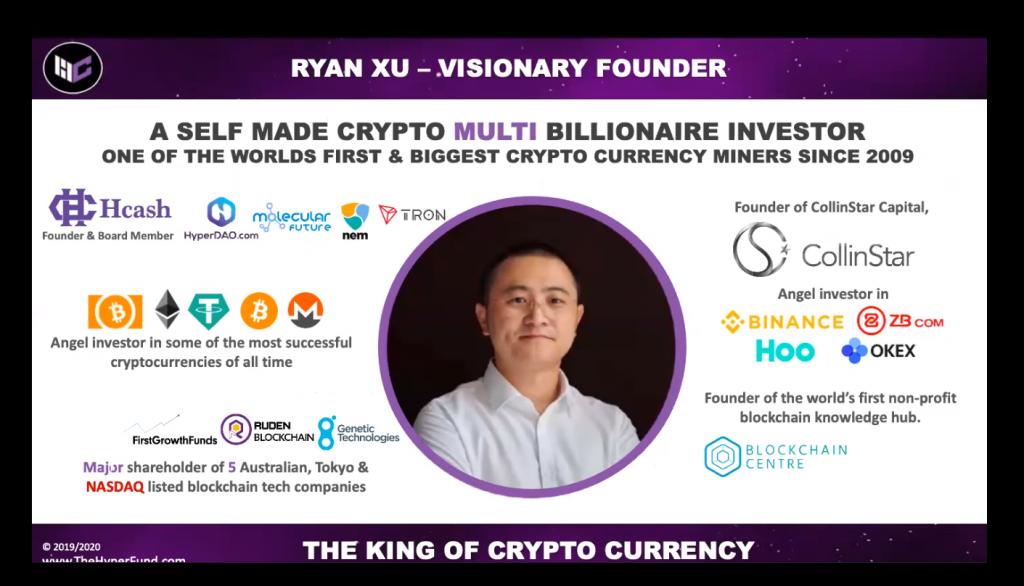 Ryan Xu Founder