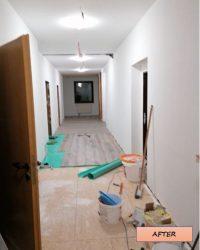 Corridor 2 After
