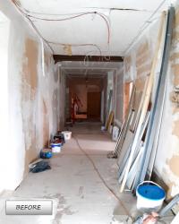 Corridor 2 Before