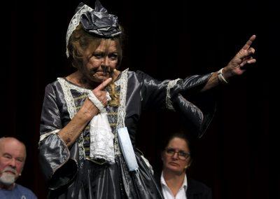 Livsglimt og teaterlys i Coronamørket