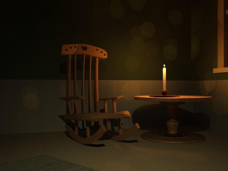 Stillsamhetens rum
