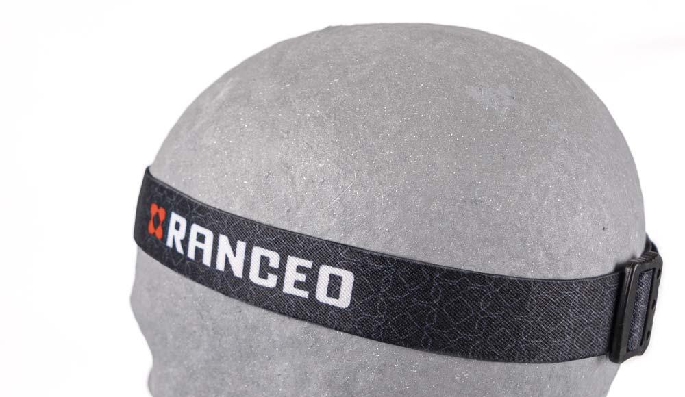 RANCEO - Design på pandebåndet til pandelampe serierne PH og SEE