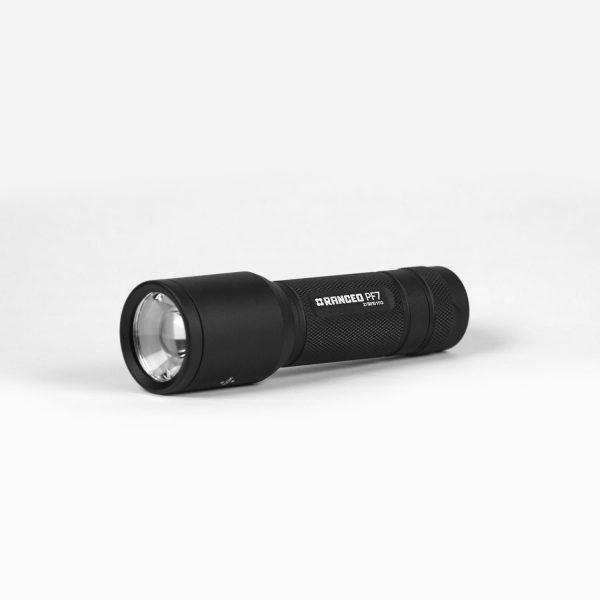 RANCEO PF7 lygte til industri og håndværkere flashlight laying shadows ean: 5710444901003 art nr. 9010