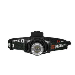 RANCEO PH7 pandelampe pandelygte til industri og håndværkere headlamp front ean: 5710444923005 art nr. 9230