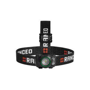 RANCEO SEE3 pandelampe pandelygte headlamp til industri og håndværkere front ean: 5710444920004 art nr. 9200