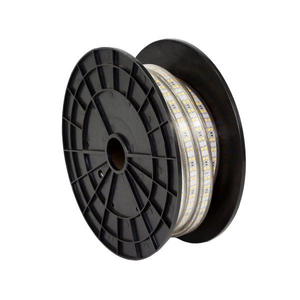 RANCEO CL15 - LED Strip Light - See Snake - Construction Light - Byggeplads belysning på rulle EAN: 5710444970009 Art nr. 9700
