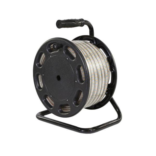 RANCEO CLH25 - LED Strip Light - See Snake - Construction Light - Byggeplads belysning på tromle EAN: 5710444974007 Art nr. 9740