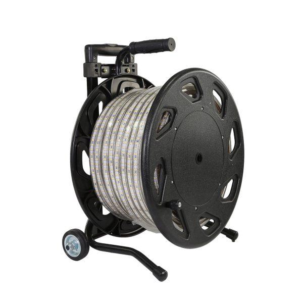 RANCEO CLH50 - LED Strip Light - See Snake - Construction Light - Byggeplads belysning på tromle EAN: 5710444975004 Art nr. 9750