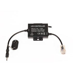 RANCEO - LED controller - Round plug - Rundt stik - LED Strip Light - See Snake - Construction light - Byggepladsbelysning - Accessories - 5710444958106 - 9581