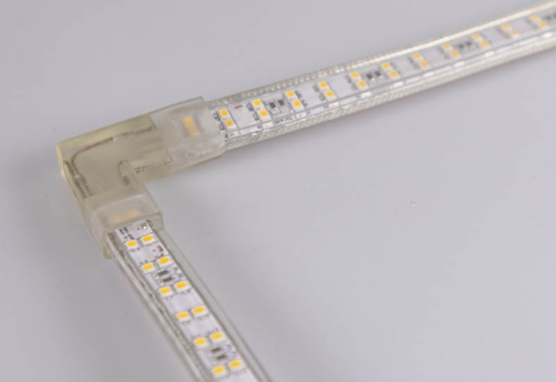 RANCEO - LED Strip Light - See Snake - HOW TO - Udvidelses muligheder - Extend options - L-CONNECTOR