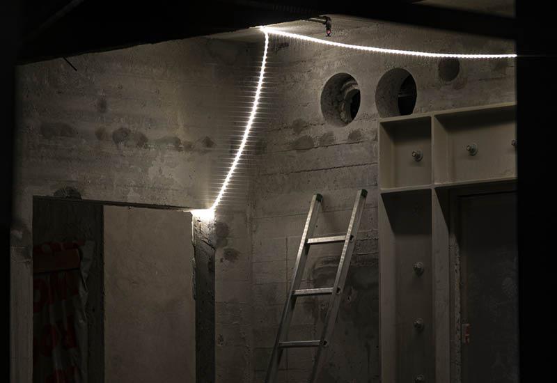 RANCEO - LED Strip Light - See Snake - Orienteringslys