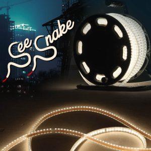 Byggepladsbelysning - LED Strip Light - See Snake