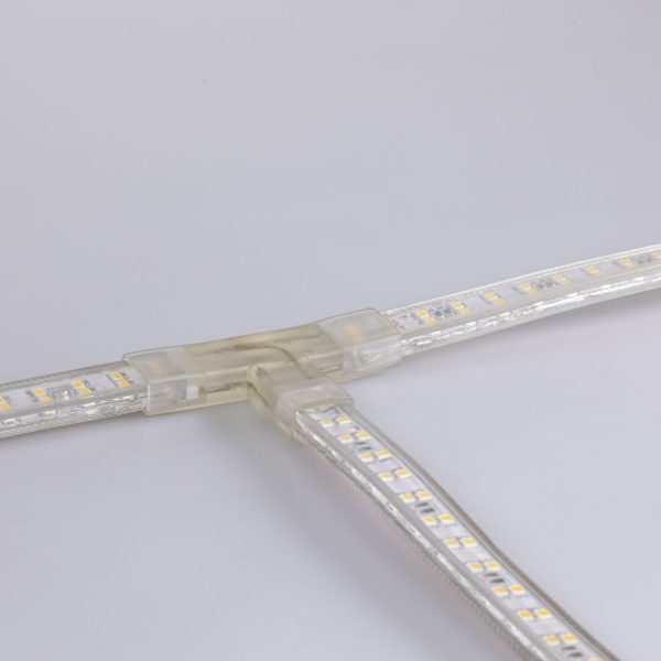 RANCEO - T-Connector LED Strip Light - See Snake - Construction light - Byggepladsbelysning - Accessories - 5710444957000 - 9570 - Samlet - Assembled 001