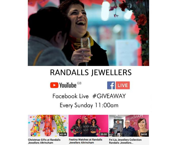 Randalls Jewellers TV subscribe to our YouTube Channel